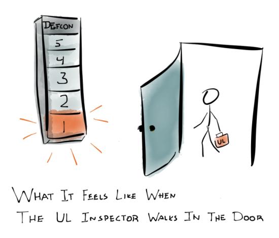 UL Label Inspector